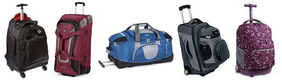 Luggage With Backpack Straps – TrendBackpack