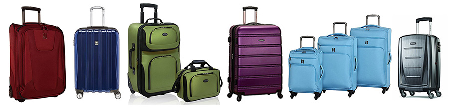 Best Lightweight Luggage for Air Travel